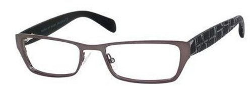Marc By Marc Jacobs Marc by Marc Jacobs MMJ554 Eyeglasses-0YE2 Dark Ruthenium/Black-50mm