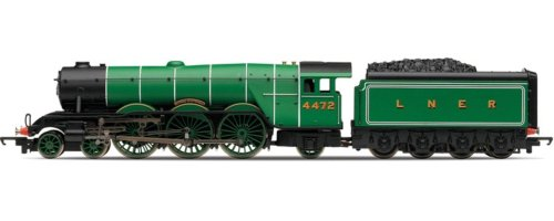 Hornby R2675 00 Gauge LNER Flying Scotsman Railroad Locomotive