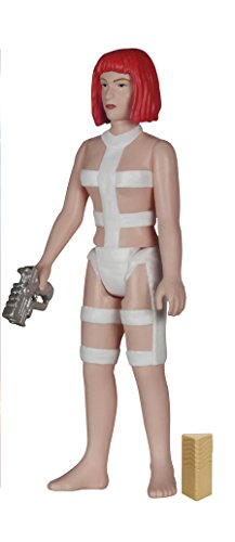 Funko ReAction: The Fifth Element - Straps Leeloo Action Figure