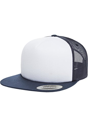 Foam Trucker with White Front nvy/wht/nvy one size