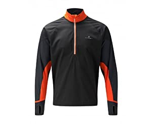 Ronhill Trail Cyclone Half Zip Running Top - X Large