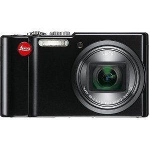 Leica 18176 V-LUX 40 14.1MP Compact System Camera with 3.0-Inch TFT LCD (Black)