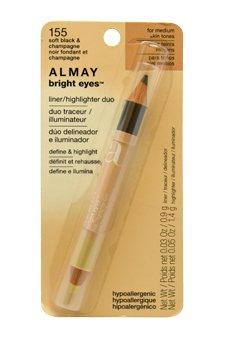 Almay Bright Eyes Eye Liner & Highlighter Duo, 155
