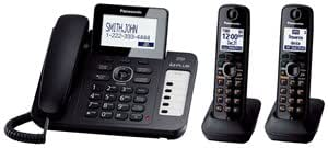 Corded/Cordless- 2 HS- Talking CID- ITAD (Catalog Category: Cordless Telephones / DECT 6.0 Cordless Phones)