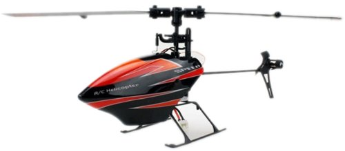 Infrared Remote Controlled Helicopter Outdoor Toys-orange