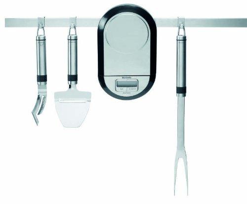 Brabantia 480027 Balance de Cuisine Digitale Profile/Matt Steel