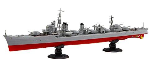 フジミ模型 1/350 艦NEXT 日本海軍駆逐艦 島風