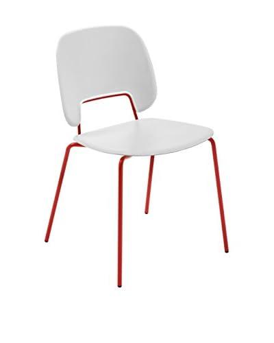 Domitalia Traffic Chair, Red