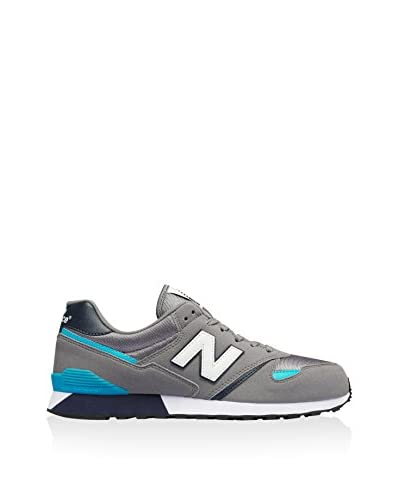 New Balance Sneaker NBU446BG [Grigio/Turchese/Bianco]