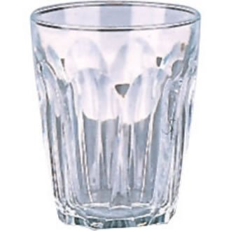 Duralex Super Strong Provence Tumblers Tumbler Glasses 8.8oz / 250ml (Box of 6) - Height 98mm
