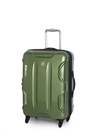 IT Luggage Victoria 24 Inch Packing Case, Green, One Size