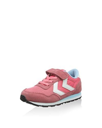 Hummel Sneaker Reflex Jr dunkelblau