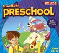 School Town Preschool Educational Computer Game
