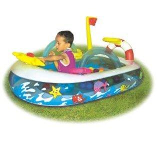 Toyzone Ship Play Ball Pool