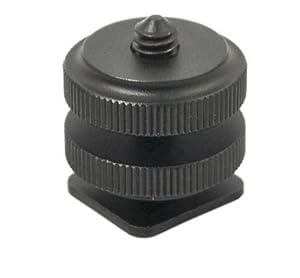 Adorama Shoe-To-Tripod Screw Adapter