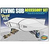 Voyage to the Bottom of the Sea Flying Sub Accessory Set (Resin) 1-32 Moebius