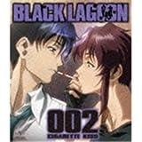 BLACK LAGOON Blu-ray 002 CIGARETTE KISS