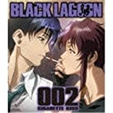 BLACK LAGOON Blu-ray 002 CIGARETTE KISS
