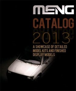 Meng Models 2013 Catalog Display Kit