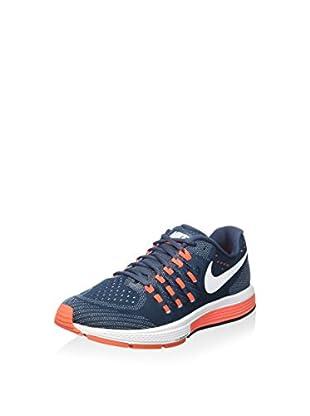 Nike Zapatillas Air Zoom Vomero 11 (N) (Azul Oscuro / Salmón)