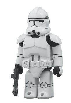 KUBRICK STAR WARS Star Wars Kubrick SERIES 10 Clone Trooper EP3