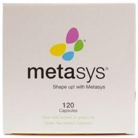 Metasys Metasys 120 Capsules