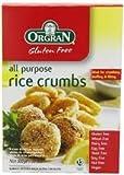 Orgran: Gluten Free All Purpose Rice Crumbs 10.5 Oz (8 Pack)
