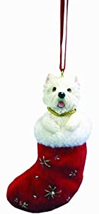 #!Cheap E&S Pets ORN221-45 Santa's Little Pals Christmas Ornaments