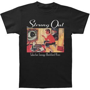 Strung Out Top Contenders T-Shirt