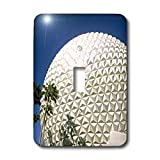 Danita Delimont - Florida - Florida, Orlando. Epcot Center at Walt Disney World - US10 BBA0073 - Bill Bachmann - Light Switch Covers - single toggle switch
