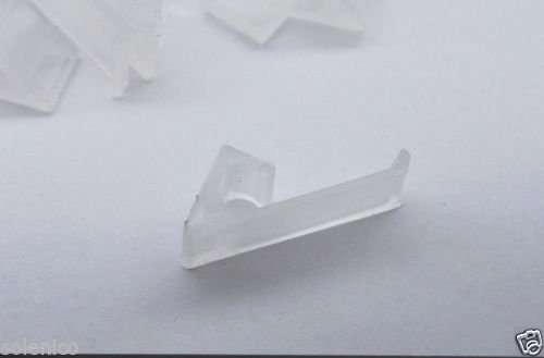100 Pcs Horizontal Vinyl Siding Cable Rg6 Amp Rg59 Clear