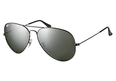 Ray Ban RB3026 Large Aviator II Sunglasses