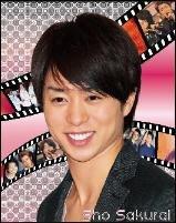 ARASHI 【櫻井翔】 A3サイズカレンダー2013年度版