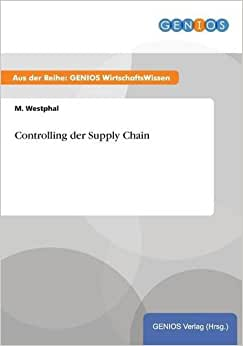 Controlling Der Supply Chain (German Edition)