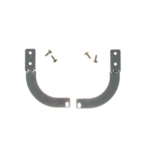 WX13X10001 Dishwasher Bracket for Corrugated and Granite Countertops ...