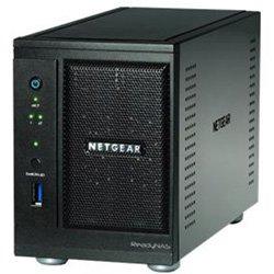 Netgear ReadyNAS Pro 2, 4TB Unified Storage System (2TB: 2 x 2TB) (RNDP2220)
