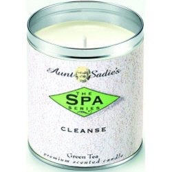 Aunt Sadie's Spa Candle, Cleanse