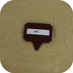 Home Made Creamy Maple Fudge