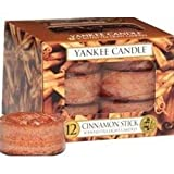 Yankee Candle Scented Tealights - Cinnamon Stick