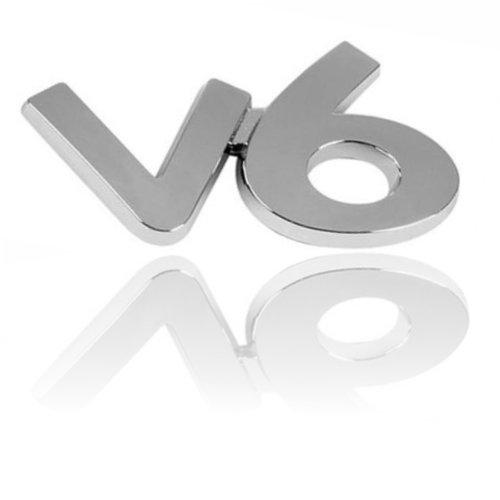 3D07227-Chrome-3D-emblme-de-la-voiture-auto-adhsif-logo-caractres-3M-auto-adhsif-V6
