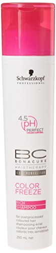 Shampoo Bonacure per capelli colorati - 250 ml -