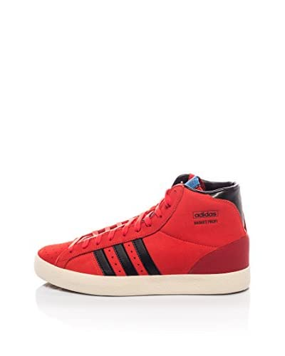 adidas Sneaker Alta Basket Profi Og [Rosso]