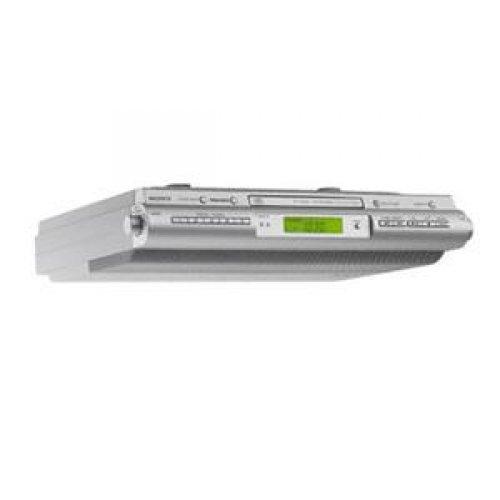 Sony Icf-Cdk50 / Kitchen Cd Playerclock Radio