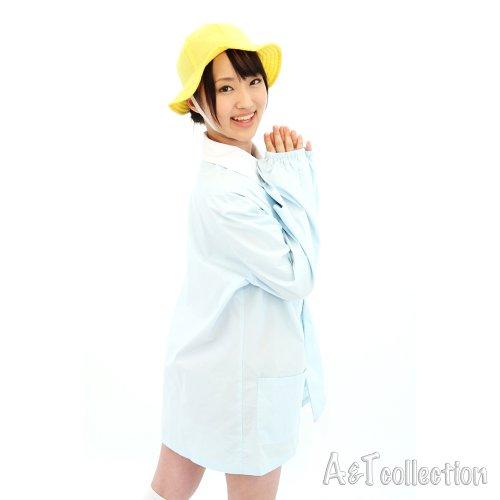 【A&TCollection】ぴゅあふるあきば幼稚園/スモック風ゆったり園児ブラウス★帽子付