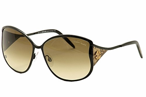 Roberto Cavalli RC671S Sunglasses 01F Shiny Black New