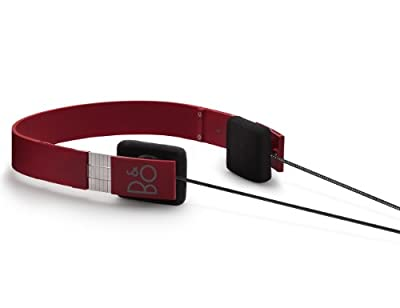 Form 2 Headphones (Red) from Bang & Olufsen