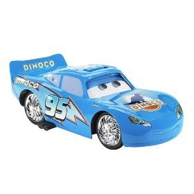 Buy Low Price Mattel Pixar Cars: Bling Bling Lightning McQueen Figure (B000WM0V28)