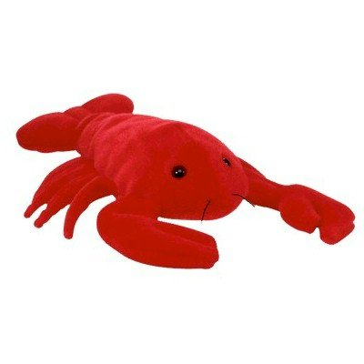 TY Beanie Buddy - PINCHERS the Lobster