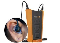 Sensear Sp2Xb001Earplug With Bluetooth