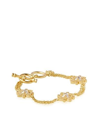 Freida Rothman YZ070017BB Star Bracelet, Gold